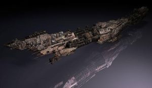 Titan - Construction picture.. by theaaronp