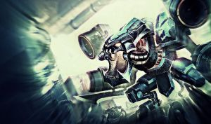 BattleCast Cho' Gath Edited by lazycat2727