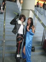 Squall and Rinoa 2 by FaNtAsYzMaRiOnEtTe