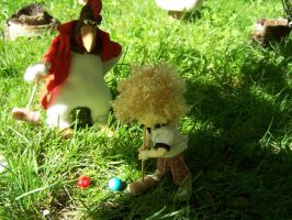 croquet maniacs by DaisyDayes