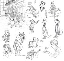 GMD/Sherlock Sketches Dump by Atarial