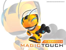 Magic Touch Bug by ud120182