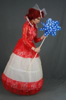 The Red Queen of Hearts 5 by MajesticStock