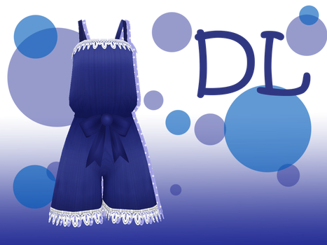 .::MMD - One Piece Shorts DOWNLOAD ::. by AneCoco