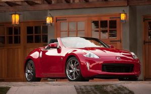 2014 Nissan 370Z Roadster by ThexRealxBanks