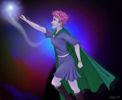 Auror Tonks by Loony-Lucy