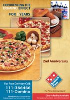 Domino Pizza 1 by Naasim