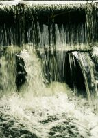 Water Falls Continuosly by hazeline