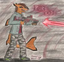 Pure Rage by Vincent-Wullf