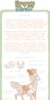 Harpery Species Guide: Page 1 by lacklustin