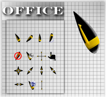 OFFICE by tchiro