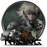 Metal Gear Solid Rising (2) by Solobrus22