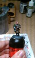 WIP Guardia Imperial by Minis-And-Brushes
