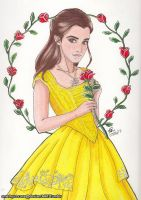 Belle by amethyst-rose