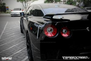 Tail Light GTR R35 by gilangkharisma
