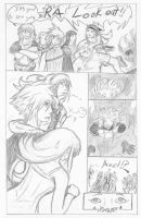 KH Unscripted Pg1 by ZiaRenete13x