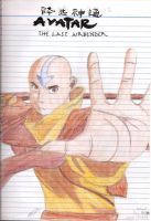 avatar aang by mimitaradict