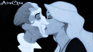 Odette x Frollo // Kiss me by AiraChica