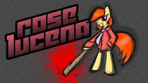 Rose Lucena [Splash Art] by rorycon