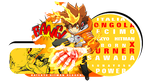 Tsuna X Burner signature Outcome by lady-alucard