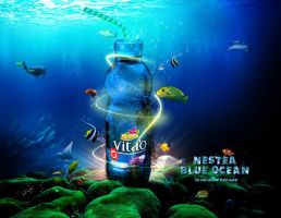 Nestea Advertisement by Oceandeep76