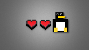 Linuxheart by FabioMorales9999
