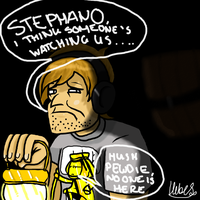 Pewdie And Stephano by sonicthehedgehog19