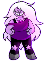 Acemethyst by MelNathea