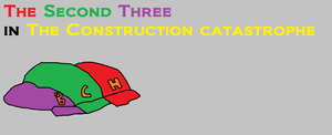 The Construction Catstrophe Title by hershey990
