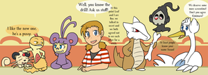 QnA ask Alphonse by Sixala