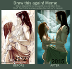 Meme  Before And After_WMYH by ChrisTais