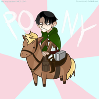 My Little Levi by Hat-Kid