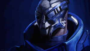 this speed paint needs some calibrations by SharpPaperEdges
