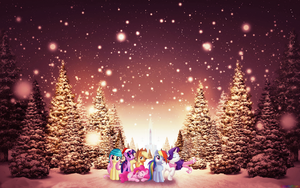 Holy sh't it's Christmas! [PIRL] by colorfulBrony