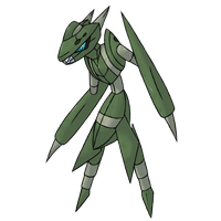 Fakemon - Primisect by hopelessparadox