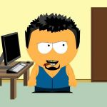 if Ralphie lived in South Park by ReformRalphiee