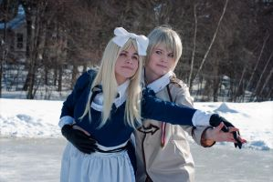 APH: Soviets...On Ice by FlyIntoInfinity