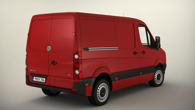 Volkswagen Crafter by 3Dstate