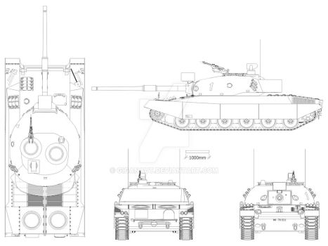 Pz-74 by Giganaut