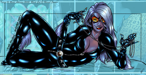 ::Ultimate Black Cat:: by ravekitten
