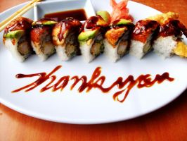 Grateful Plateful by PlutoHasCows