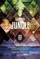 Summer Jungle Flyer by styleWish