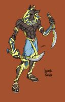 Anubis by NemoFronSpain by Quwaar