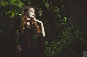 Contesse Vampire 2 by lycanthropicreation