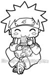 Naruto - AE Lineart by lila-may-qt