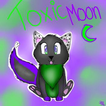 MoonTehKittyKing Contest Entry 1 by Maggehx3