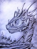 Dragon by xxsensi