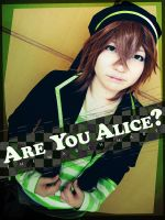 Are You Alice - March Hare by XiaoBai