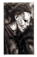 Michael Myers by MisunderstoodTim