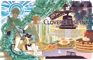 The CloverHouse Inn by Emruki